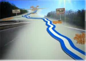 A65 autoroute screenshot