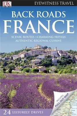 Back Roads France Book