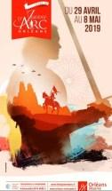 Joan of Arc Festival poster