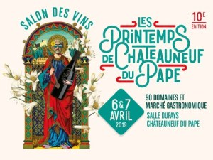 Chateauneuf poster