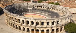 nimes romain arena