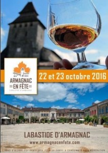 armagnac poster