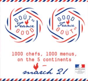 Gout de France logo
