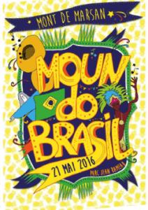 Moun do Brasil poster