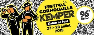Cornouaille Festival logo