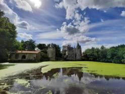 Chateau de Preuille