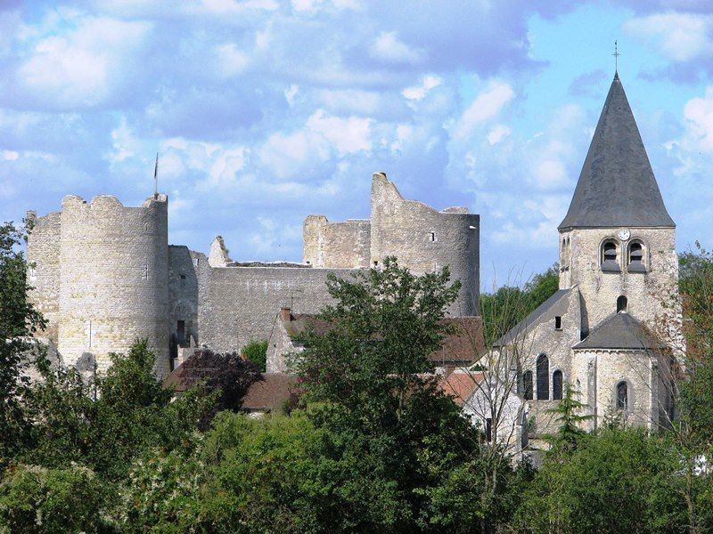 Yevre-le-Chatel