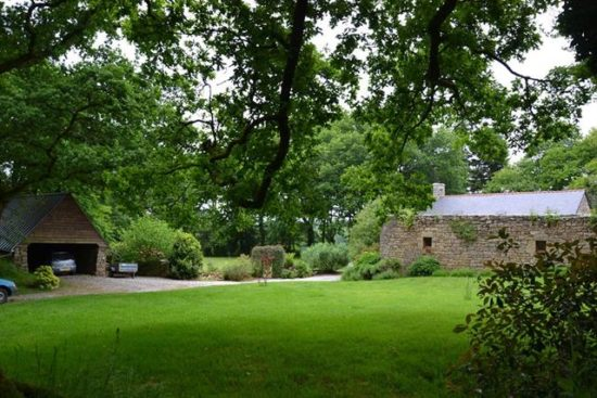 Renovated Farmhouse For Sale In Brittany