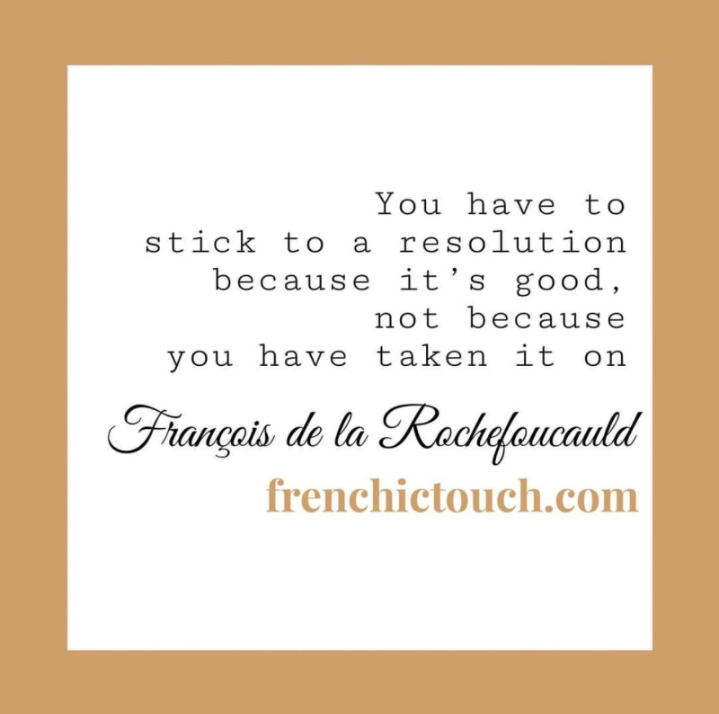 Quote resolution - Re(solutions) for a fulfilling year