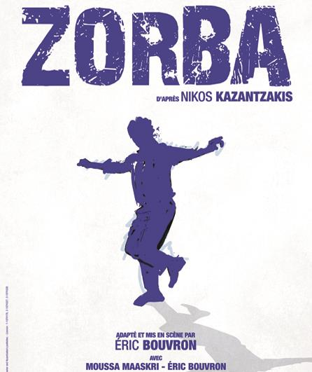 Zorba le grec - Moussa Maaskri - Frenchictouch