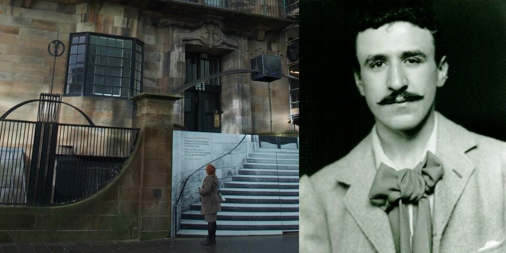 Mackintosh Building - Glasgow
