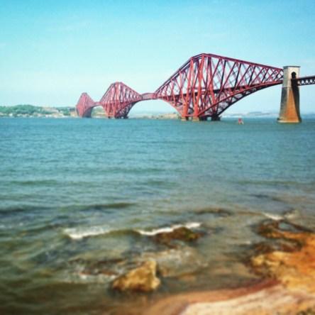 Sur notre compte Instagram @french_kilt, on aime vraiment bien mettre des photos du pont...