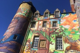 kelburn castle ayrshire scotland
