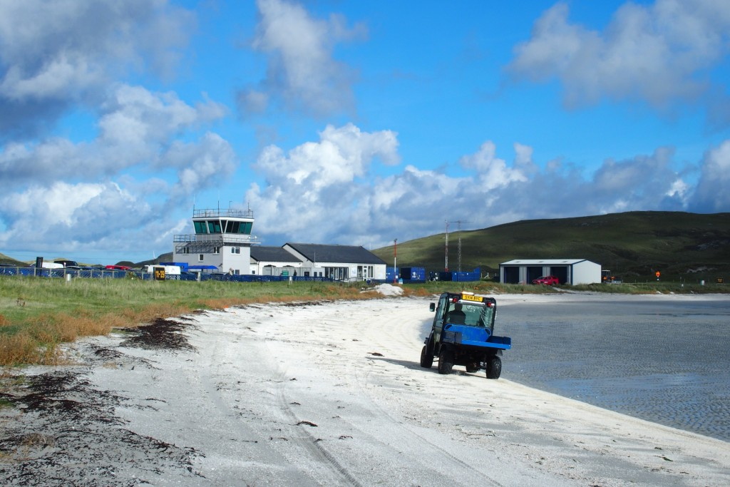 barra hebrides scotland airport