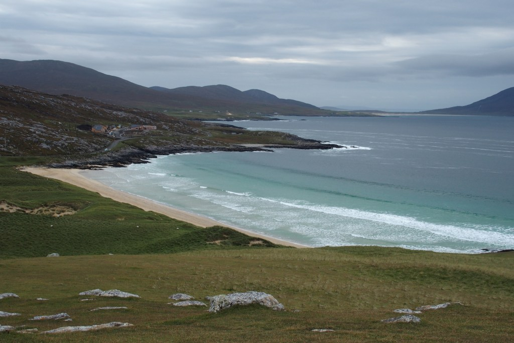 harris hebrides scotland beach