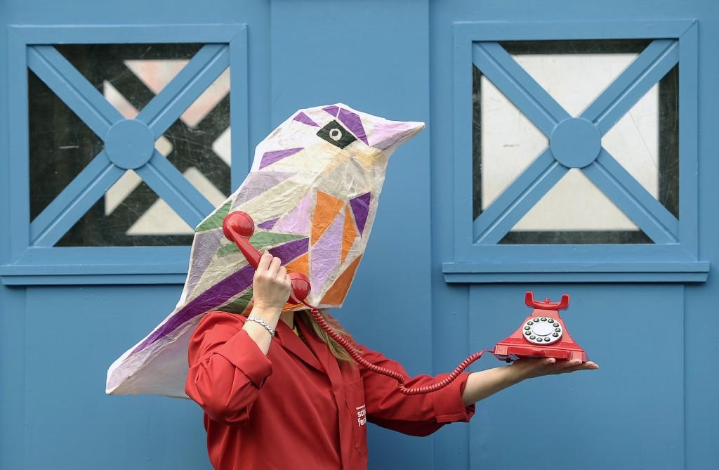 Edinburgh International Science Festival programme launch photo call credit Neil Hanna (21)