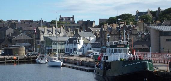 Un week-end dans les Shetland : Lerwick, le coeur battant de l'archipel – partie 2