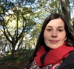 Sarah Lachhab guide ecosse