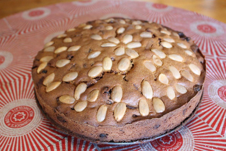 dundee cake spécialité écossaise