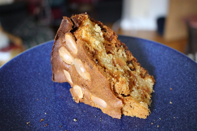 intérieur du dundee cake