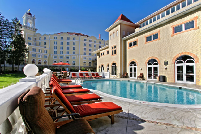 chair for dining table hyperextension roman pool | outdoor activities at french lick resort