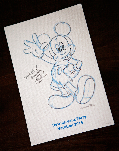 Merci de Mickey
