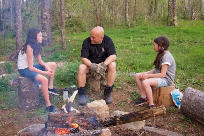 Histoires autour du feu