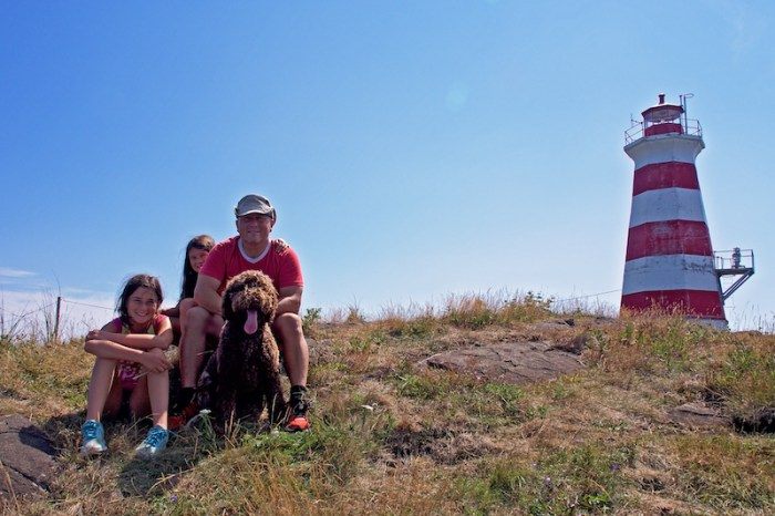 Brier Island's Lighthouse