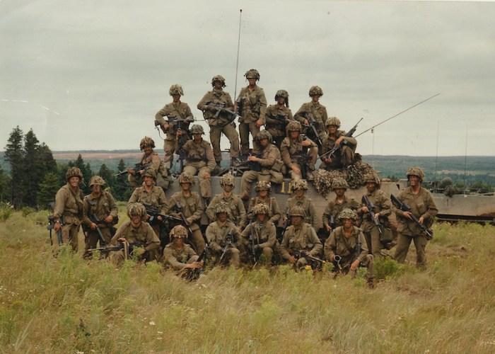 Phase 4 d'infanterie