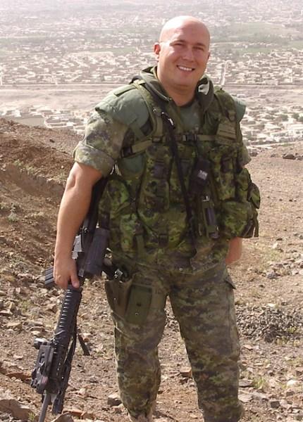Libération des Forces armées canadienne