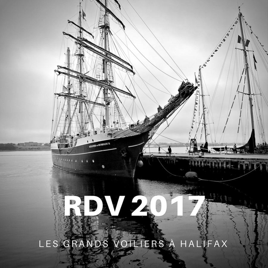 RDV 2017 - Les Grands Voiliers à Halifax