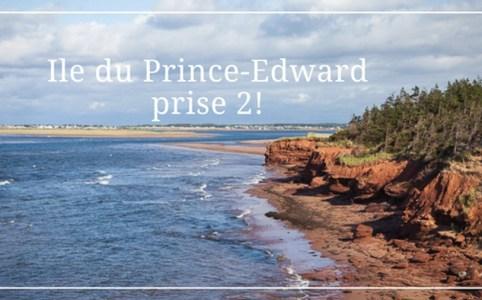 Escapade à l'ile du Prince-Edward prise 2!