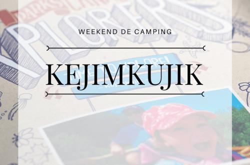 Camping à Kejimujik
