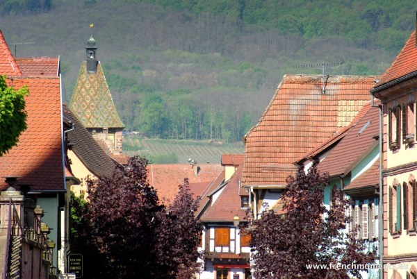 séjour printanier en Alsace : Bergheim © French Moments