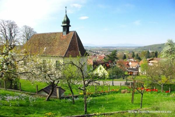 séjour printanier en Alsace : Hirtzbach © French Moments