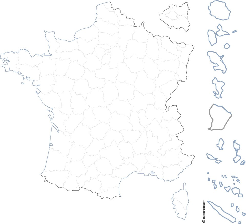 France-departements-dom-tom