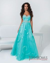 Tony Bowls 114543 Le Gala Sequin Formal Dress - French Novelty
