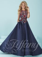 tiffany design 16213 prom dress