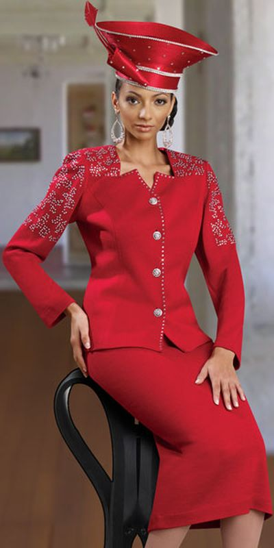 Donna Vinci Knits 2905 Mother of the Bride Suit French