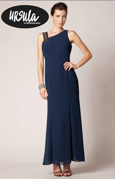 Ursula Evening Dress 31210 French Novelty