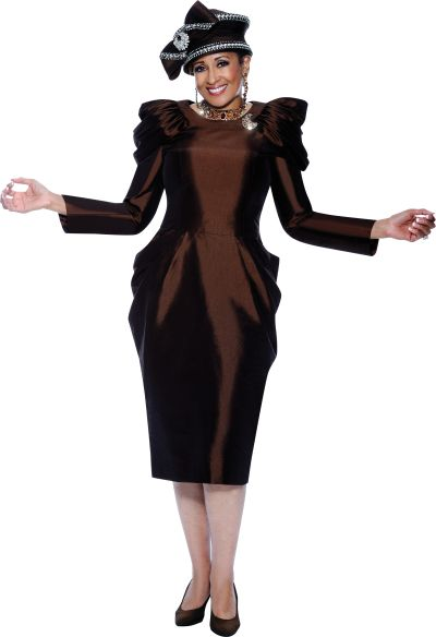 Dorinda Clark Cole 3443 Rose Collection High Fashion Dress French Novelty