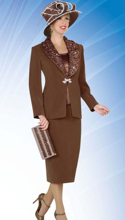 Ben Marc International Womens Church Suit 4602 French Novelty