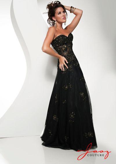 Jasz 4897 Sequin Corset Bustier Formal Dress French Novelty
