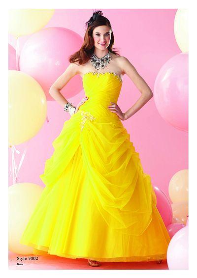 Belle Prom Dress