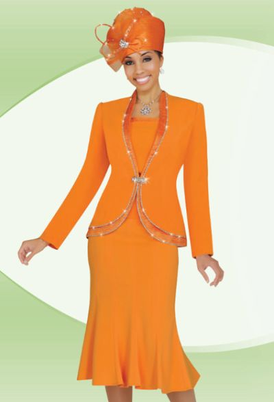 BenMarc Fifth Sunday 52658 Womens Flattering Church Suit