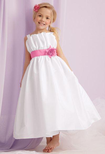 Jordan Sweet Beginnings L126 Unique Flower Girl Dress