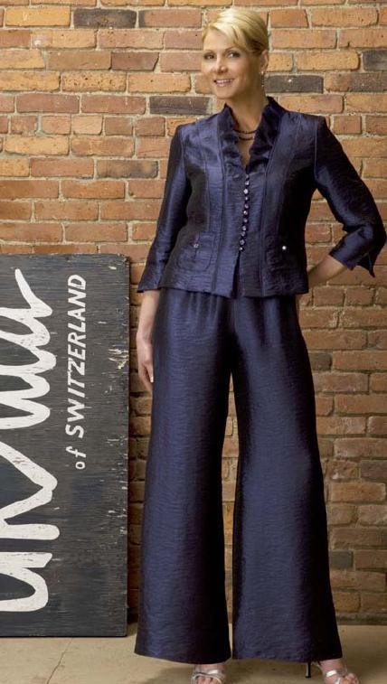 Mother Of The Bride Pant Suit Ursula Formal Pant Set 13045