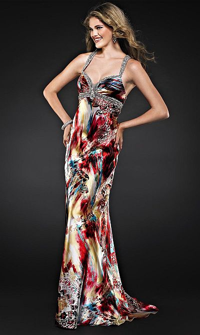 Landa Prom Dresses 2011