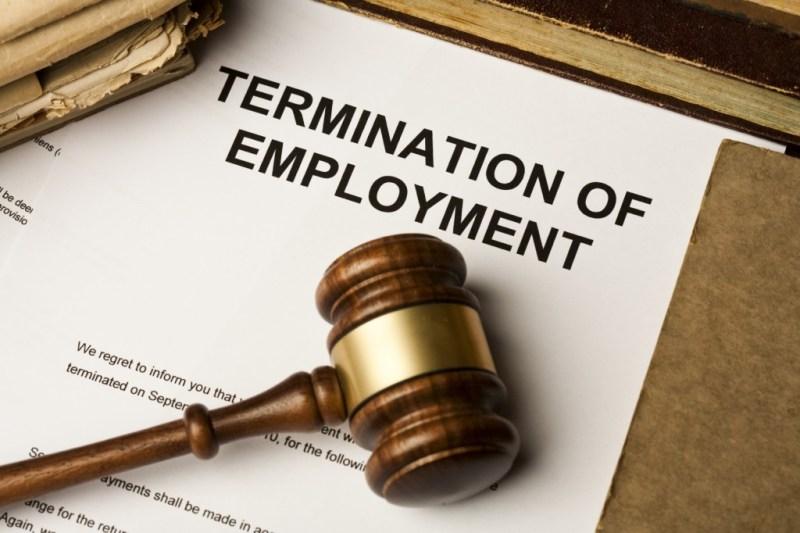 Termination payroll