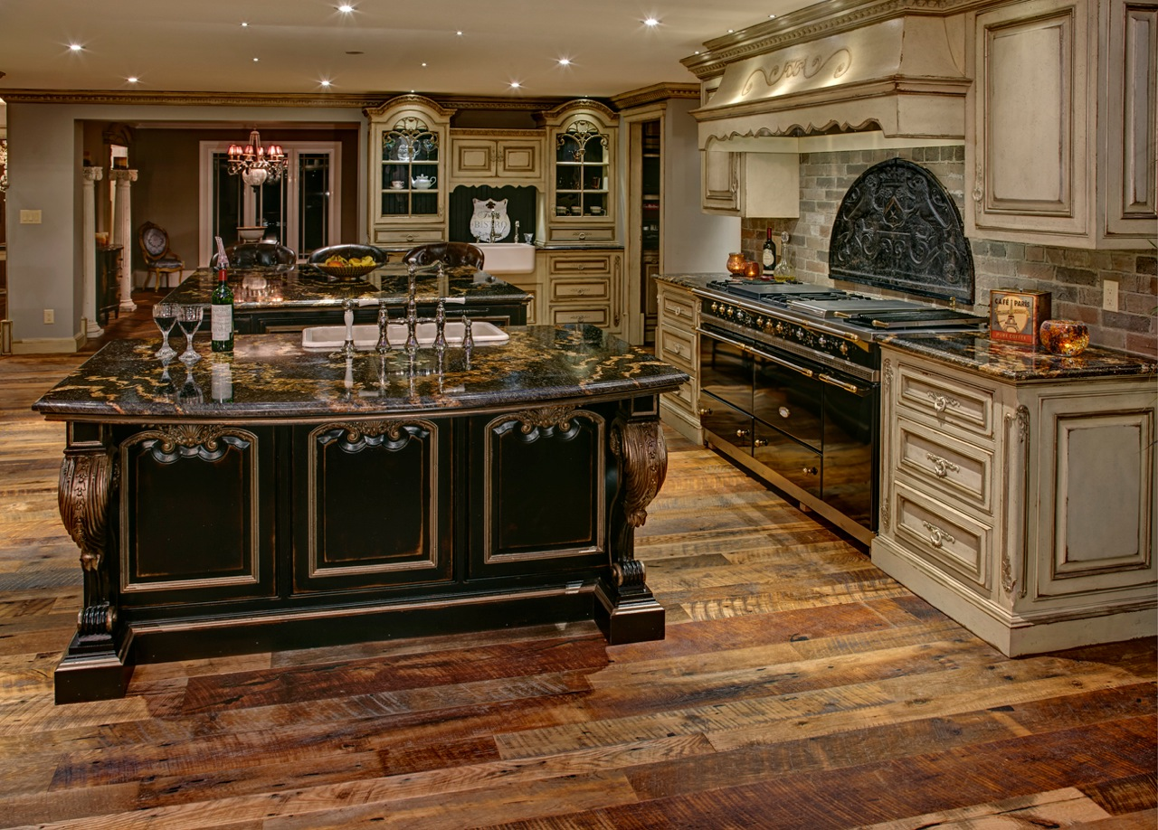 kitchen bistro table island kitchens sully 1800 cooking range - art culinaire lacanche usa